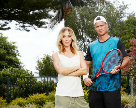 Bec and Lleyton Olivingthelife
