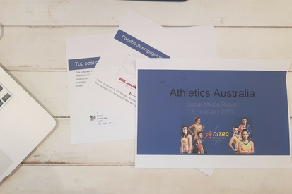 Athletics Australia Nitro Athletics Report
