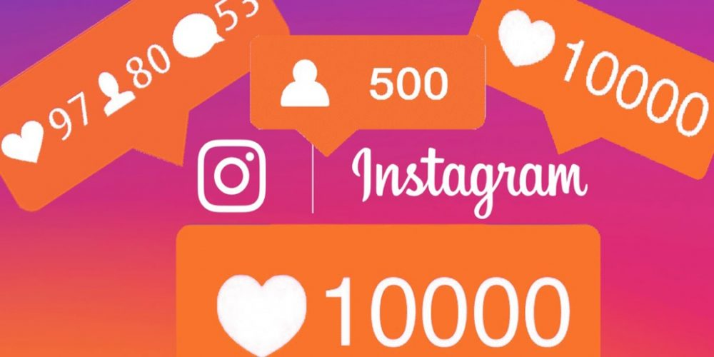 Instagram engagement and likes
